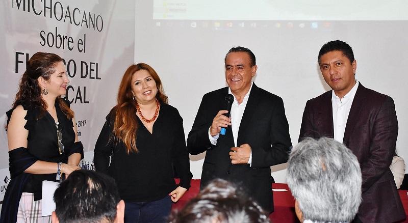 Sigala Páez manifestó que es necesaria la articulación de todos los actores involucrados en esta cadena productiva que generen acciones detonantes para el sector