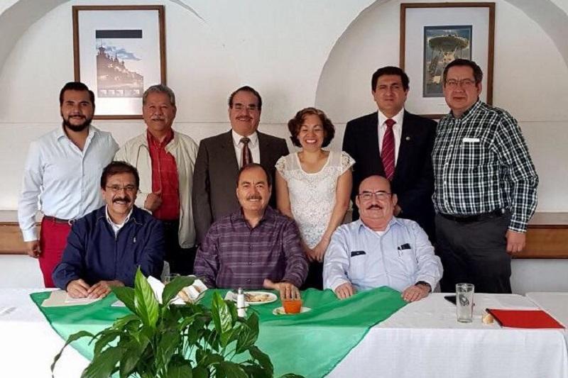 Mario Magaña indicó que en su momento se hizo énfasis en recalcar que el PRIUM se ha constituido como un grupo de apoyo al partido, no como una disidencia, como algunos actores han querido hacer creer
