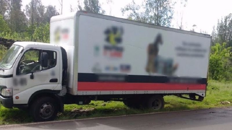Los detenidos, vehículos, droga y objetos fueron puestos a disposición de la autoridad legal
