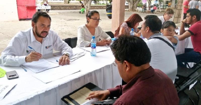 La feria realizada en Apatzingán es la número 23 realizada en el estado y se realizó en coordinación Ayuntamiento