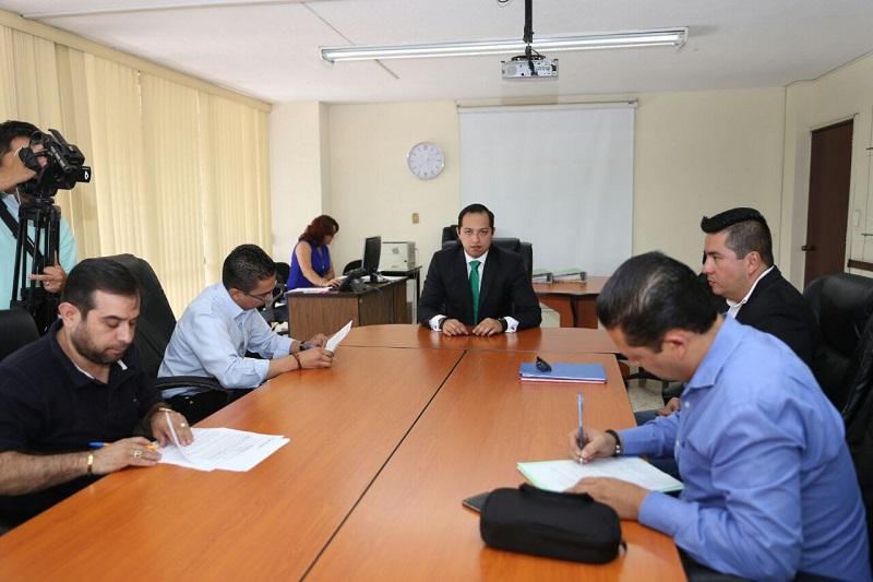 El director general del CAPDE, Guillermo Loaiza, detalló que esta empresa que realizará la Auditoría Forense de los años 2003-2014 por un monto de 16 mdp es una de las 10 firmas de contadores y asesores más importantes del mundo