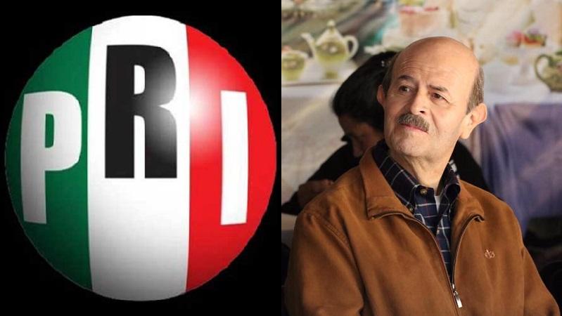 La pregunta es, ¿el PRI y Fausto Vallejo irán juntos o separados en 2018?