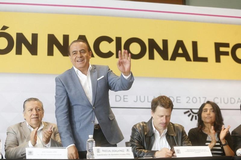 En este Frente Amplio Democrático, recalcó Pascual Sigala, todos los involucrados podrán aportar a la estabilidad política, económica y social, así como a la búsqueda de soluciones efectivas