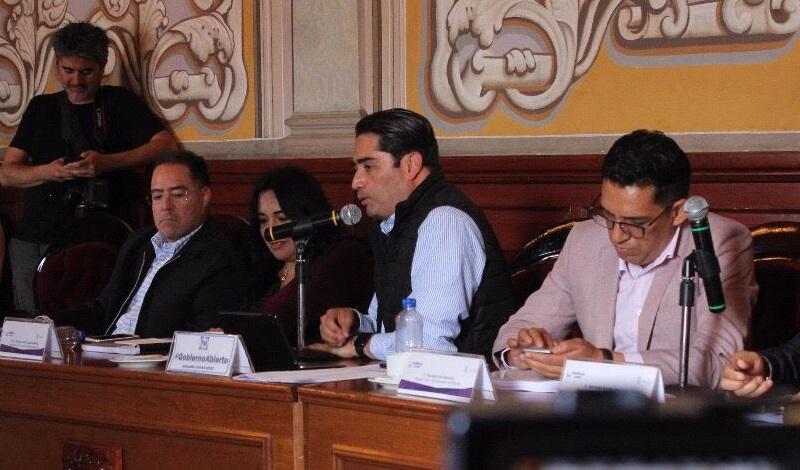 Farfán Reyes cuestionó el argumento del alcalde sobre la mejora de la seguridad, porque sólo el 13% de los delitos se cometen por la noche