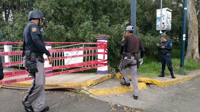 En su momento Plaza Urbina reconoció que hay problemas con cuatro puentes vehiculares que son muy viejos