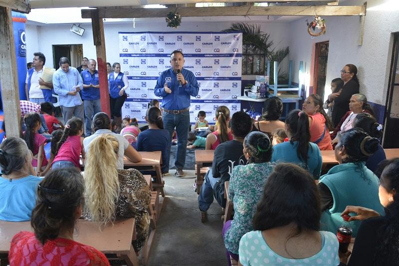 Quintana Martínez presentó una iniciativa para la eliminación del fuero constitucional desde el mes de febrero de 2016