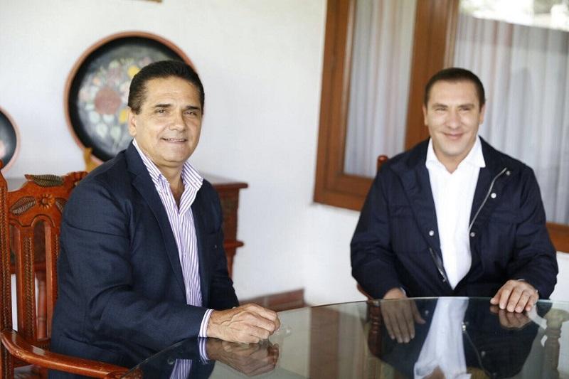 Desde Michoacán se construye la línea de un gobierno de coalición, amplio e incluyente, para el 2018: Aureoles Conejo