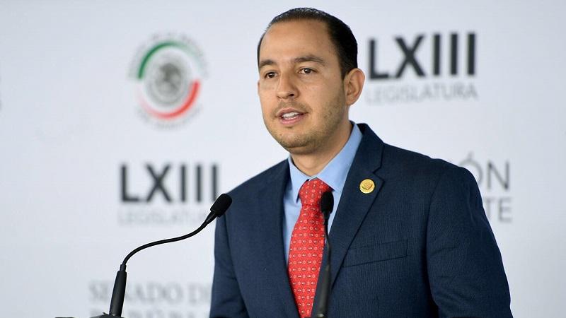 Exige Cortés Mendoza el retiro de la embajadora de la dictadura de Nicolás Maduro en México y de nuestra embajadora en Venezuela, así como hacer la denuncia en foros internacionales, entre otras acciones