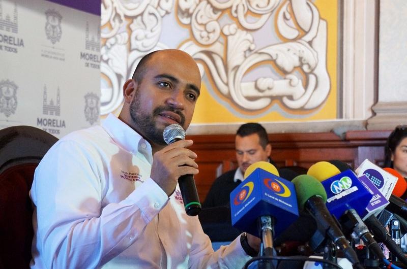 """Antonio Plaza reconoció que aún hace falta trabajar mucho para atender las necesidades de los morelianos, """"no obstante se ha marcado un precedente de participación, transparencia y resultados tangibles en beneficio de los morelianos"""""""