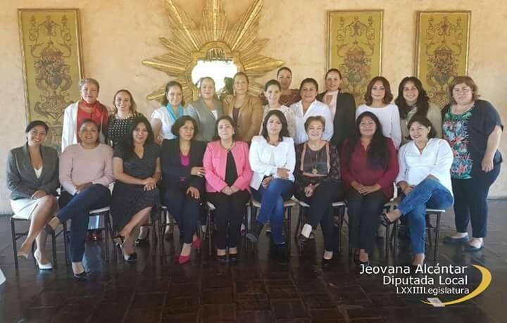 La diputada local por el Distrito de Hidalgo añadió que se reunieron en una mesa de trabajo plural en la que participaron mujeres de los distintos institutos políticos