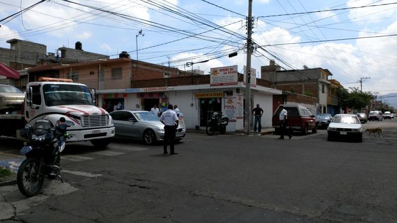 Por la mañana los filtros se colocaron en la calle Cuautla y en la Plazuela de Carrillo, sin embargo, a lo largo de las próximas horas se instalarán en lugares que no se darán a conocer con anticipación para evitar ser burlados por los delincuentes