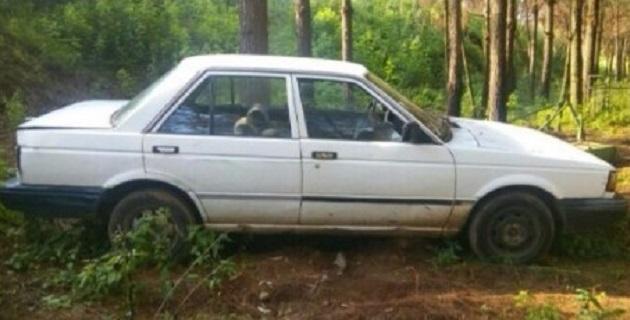 También fueron aseguradas cuatro partes de un tractor y un vehículo desvalijado marca Chevrolet, color rojo, sin placas de circulación