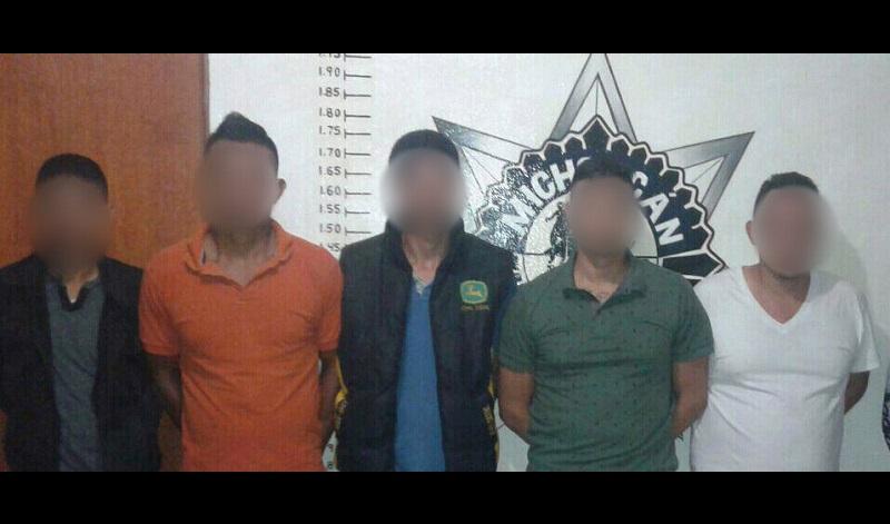 """A """"El Amarillo"""" se le vincula como operador de una célula delictiva, en amenazas contra mandos policiales de la región y en diversos hechos delictivos, los cuales ya están siendo investigados por las autoridades"""