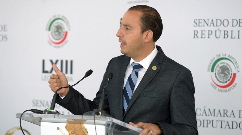 La propuesta de COPARMEX se debe valorar y tomar en cuenta, en el marco de la discusión de la Ley de Ingresos de 2018 que estamos próximos a iniciar: Cortés Mendoza