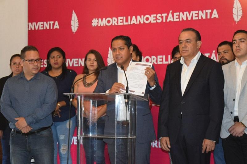 El diputado ciudadano abundó que a nivel nacional, tres entidades federativas; Sinaloa, Colima y Tabasco impidieron la privatización o concesión del alumbrado público, lo mismo que 10 municipios michoacanos