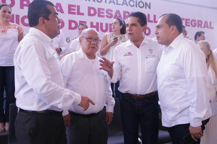 Zarco Saucedo manifestó total disposición del Ayuntamiento para colaborar en las acciones que se requieran para que este consejo dé resultados a la brevedad a corto plazo y en favor de la gente