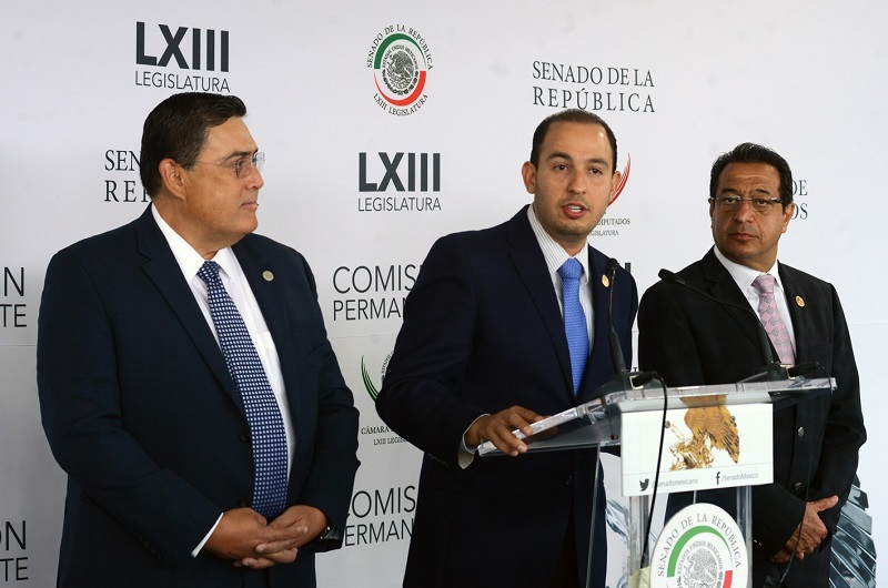 La deuda pública está por arriba del 52% del PIB, el gobierno no puede dejar así las finanzas del país: Cortés Mendoza