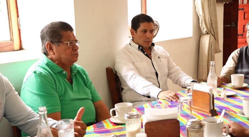 Agradece el diputado local del PVEM a liderazgos que se han sumado al proyecto político.