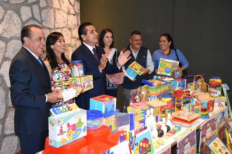 Sigala Páez participó en Morelia en la Presentación del Programa Estatal de Evaluación y Mejora Educativa