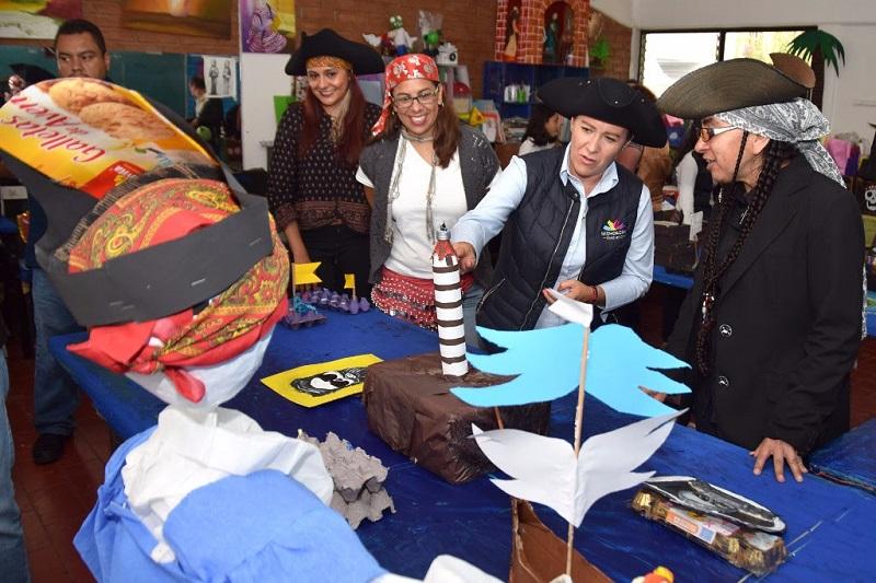 Este año 365 niñas y niños participaron en las diferentes actividades que se realizaron
