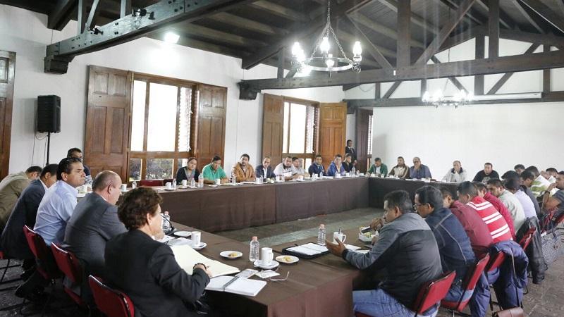 Reconoce CNTE disposición por parte del Gobierno del Estado para atender sus demandas