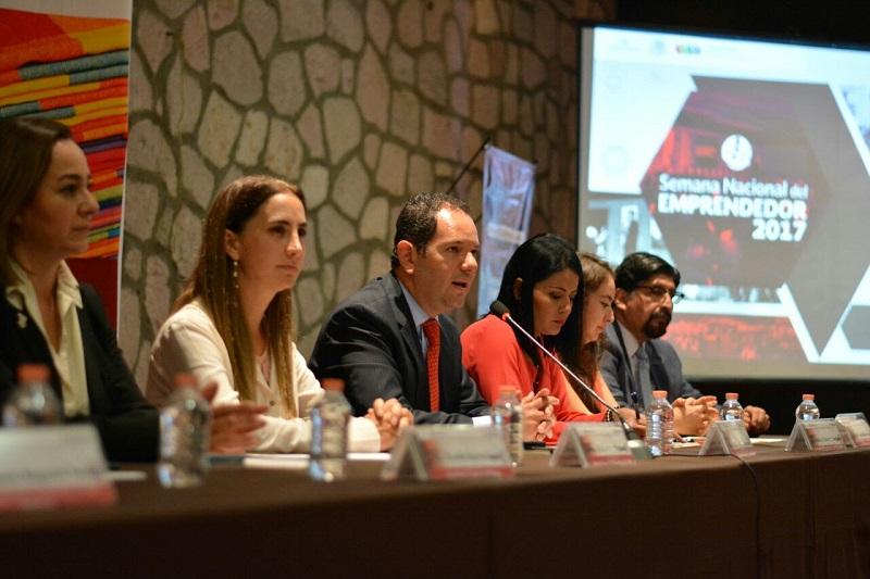 El evento se realiza del 11 al 15 de septiembre en la Ciudad de México