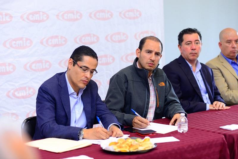 Urge dar la declaratoria de inicio de las cinco Zonas Económicas Especiales del país: Cortés Mendoza