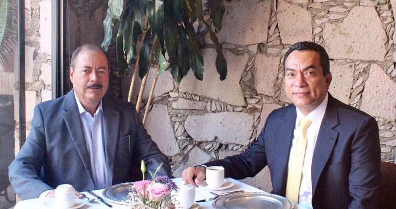 Tras la plática con el dirigente priista, López Solís manifestó que coincidieron en la necesidad de que Gobierno y organizaciones políticas consolidemos la gobernabilidad para el desarrollo en Michoacán