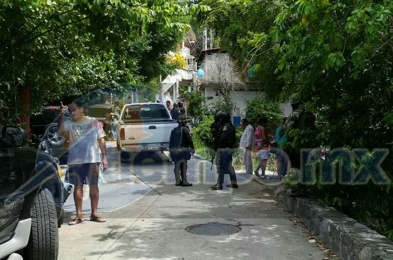 De acuerdo al informe oficial los hechos sucedieron alrededor de las 16:00 horas de la tarde de este miércoles en el andador Delfín de la colonia Lázaro Cárdenas