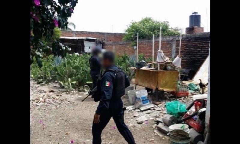 Las detenciones se dieron en dos distintos hechos ocurridos en el municipio