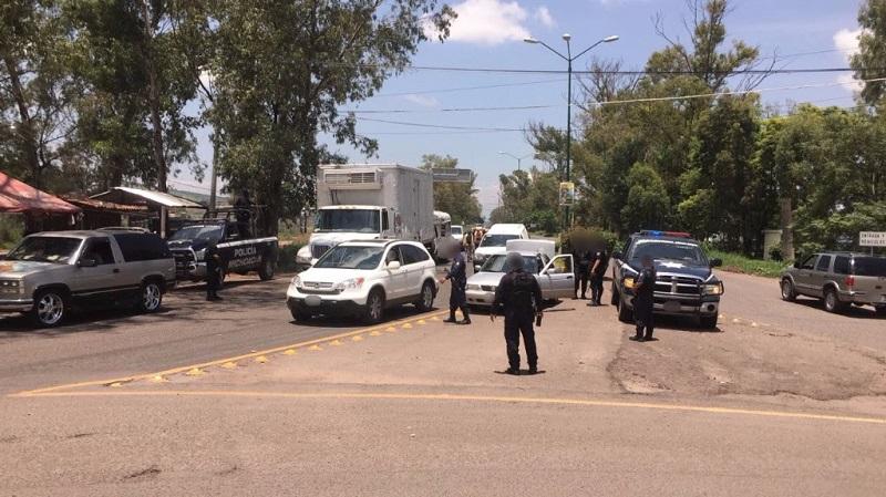 El objetivo es brindar seguridad a la población y dar con los presuntos responsables del homicidio del notario público y ex alcalde de esta demarcación, Rafael Ramírez Sánchez