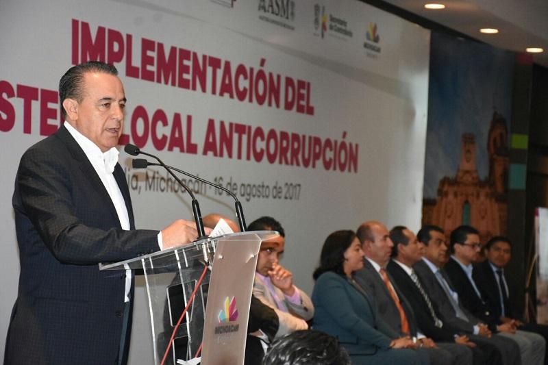 Es urgente que el SEA dé los resultados deseados, ya que la corrupción opaca el crecimiento del estado: Sigala Páez
