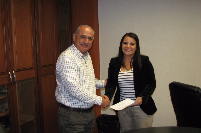 Roberto Valenzuela agradeció a los funcionarios salientes su desempeño dentro del Organismo y confió en que los cambios realizados serán en beneficio de la ciudadanía y el servicio prestado a la capital michoacana