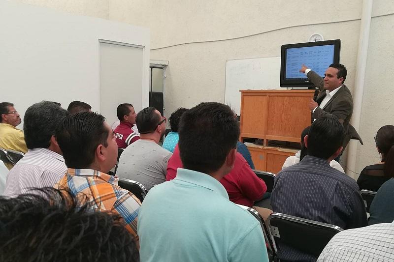 Al igual que los otros sujetos obligados de Michoacán, los sindicatos serán verificados por el IMAIP para saber qué tanto cumplen en transparencia y el resultado no será vinculatorio pero sí público, señaló Ulises Merino