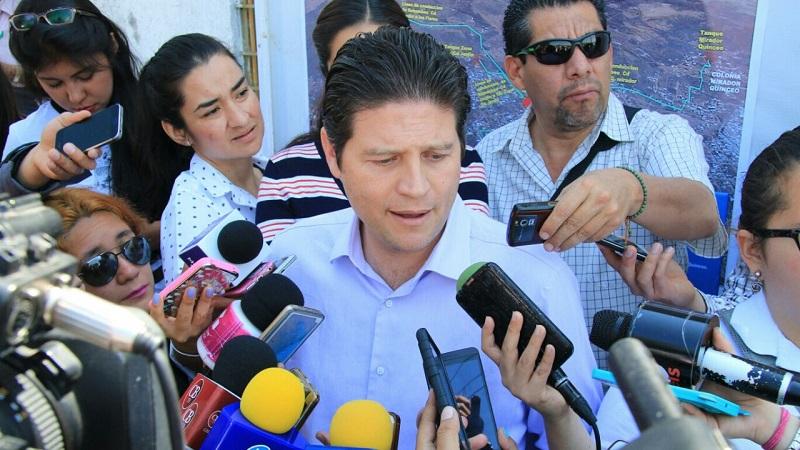 """""""Lo que sí quiero decirle a los ciudadanos es que voy a hacer enojar más a mis contrincantes porque voy a trabajar más"""": Martínez Alcázar"""