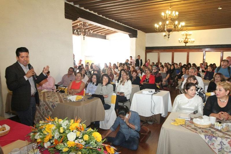 """""""En el PRD nos estamos preparando, tenemos grandes perfiles, mujeres y hombres, que con visión de izquierda, serán grandes opciones para los electores"""", dijo García Conejo"""