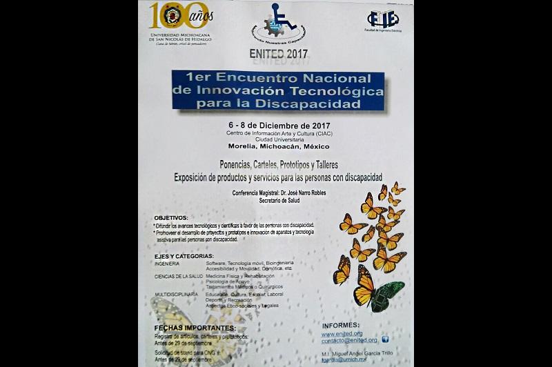 El registro de artículos, carteles y logotipos tendrá que realizarse antes del 29 de septiembre, los interesados en asistir pueden comunicarse con el profesor nicolaita Miguel Ángel García Trillo al correo electrónico: tgarcia@umich.mx  o al teléfono: (443) 206 5676