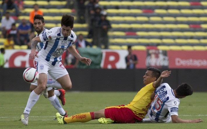 Morelia perdió su segundo encuentro del campeonato y sigue sin ganar. Con sus tres puntos se coloca en el 15to. escalón.