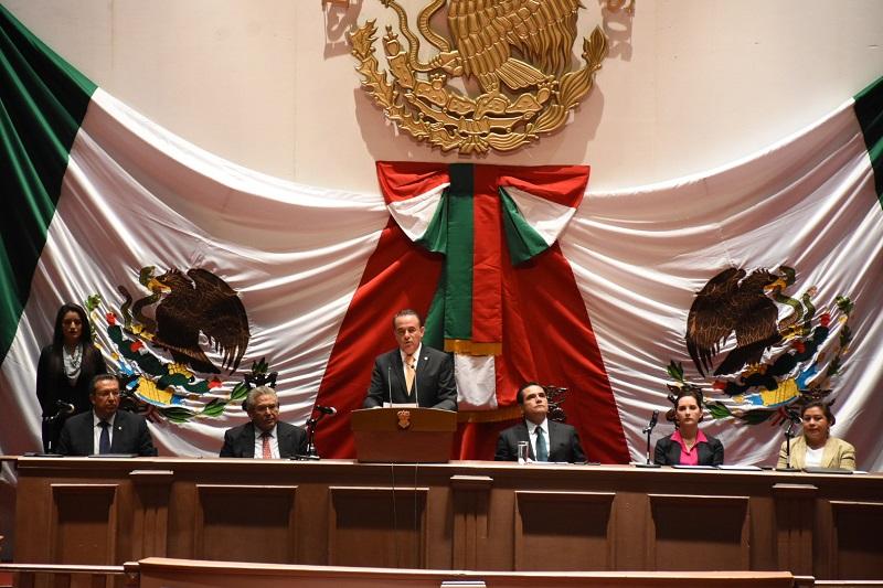 Sigala Páez, expresó que la actual Legislatura concibe a la transparencia como  una oportunidad para realizar el quehacer administrativo público de la mejor manera posible
