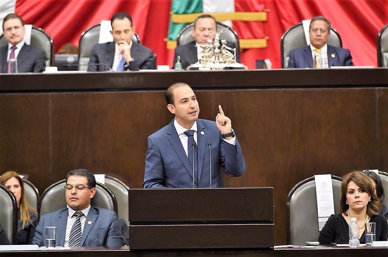 Durante el segundo año de ejercicio de la LXIII Legislatura se presentaron 370 iniciativas para que los mexicanos cuenten con las herramientas para mejorar sus condiciones de vida