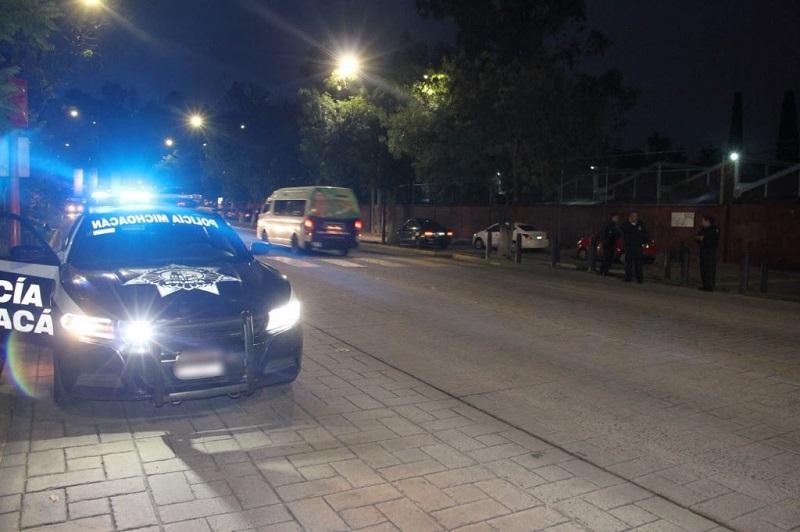 Por instrucción del titular de la SSP, Juan Bernardo Corona Martínez, desde la madrugada de este lunes el personal policial mantiene presencia en las inmediaciones de los planteles escolares de todos los municipios de la entidad