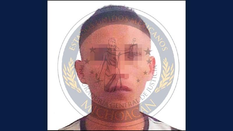 El detenido fue presentado ante el juez de control, que en las próximas horas resolverá su situación jurídica