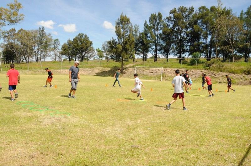 Incentivan la práctica del deporte en niños de CAS del DIF Michoacán