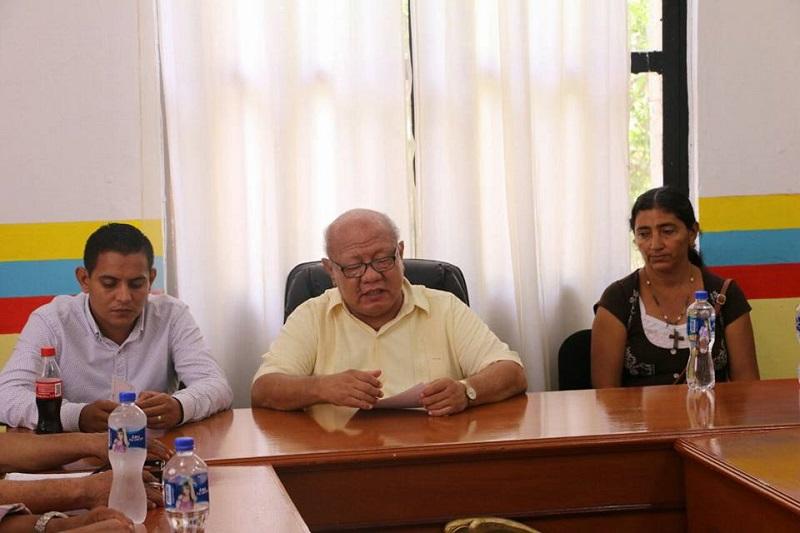 Resaltó Gilberto Zarco que mediante la ventanilla que se instaló en el municipio se recibirán las solicitudes y se apoyará en la integración del expediente a los interesados en acceder  a los recursos económicos