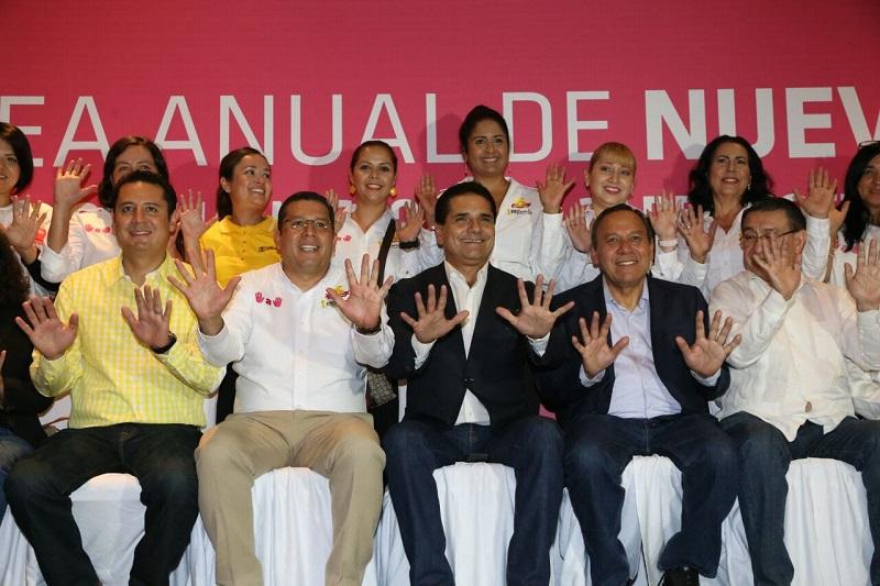El gobernador de Michoacán, el mejor perfil para encabezar el Frente Amplio Democrático, coinciden liderazgos de Nueva Izquierda