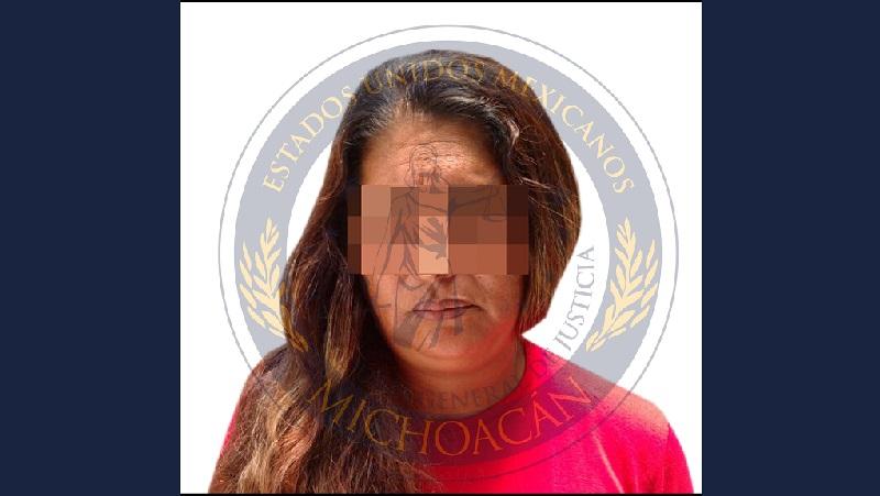 """La detenida fue trasladada al Centro de Reinserción Social """"Lic. David Franco Rodríguez"""", donde quedó a disposición del juez que la reclama"""