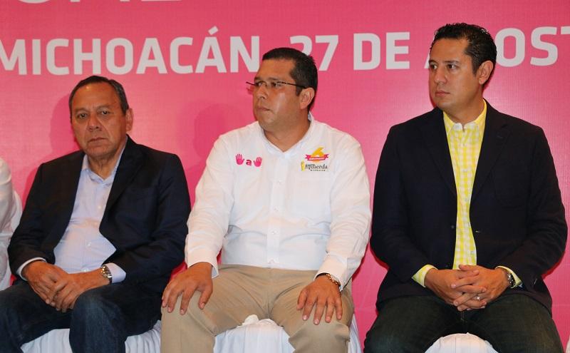 Barragán Vélez también convocó a todos los asistentes a trabajar juntos, a creer en las causas el PRD, en el país y a fortalecer el proyecto con un Frente Amplio Democrático