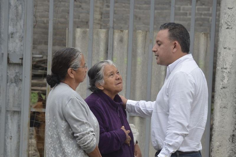 Los recientes acontecimientos que han puesto en riesgo la integridad y la seguridad de los morelianos, son causados por  las pésimas condiciones de la cinta asfáltica: Quintana Martínez