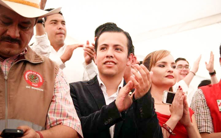 """Jordy Arrés quien fuera delegado del Comité Ejecutivo Nacional de la organización de Jóvenes priistas en diversos estados del país, señaló que el PRI en su pasada Asamblea Nacional dio un """"espaldarazo"""" nuevamente a los jóvenes"""