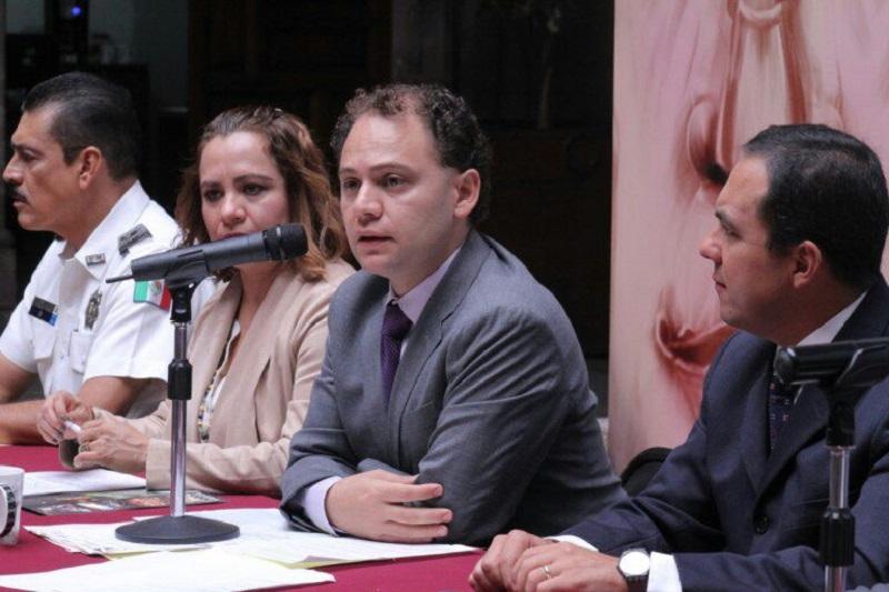 Por su parte, el Secretario de Servicios Públicos Municipales, José Luis Gil, dijo que se tiene proyectada una recolección de 470 toneladas de basura durante los cuatro días de actividades, es decir, durante el 15 y 16, así como el 29 y 30 de septiembre